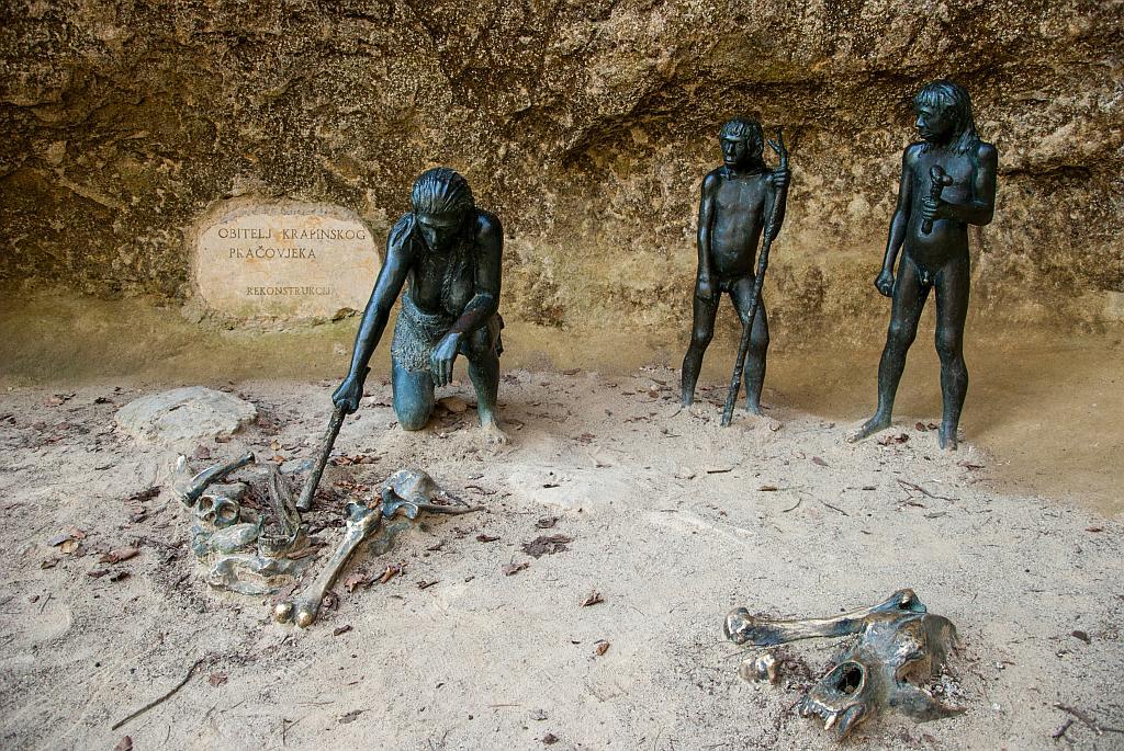 Krapina Neanderthals Museum
