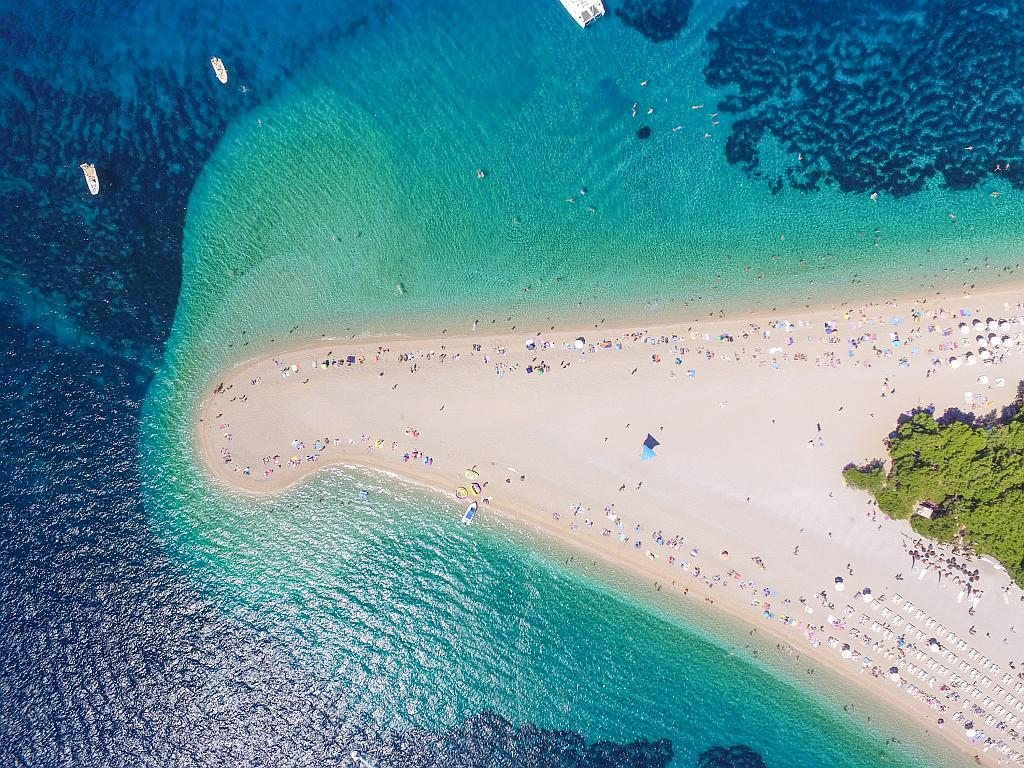 Zlatni Rat Beach One Of The Top 10
